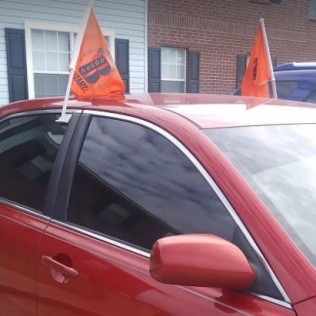 Custom Vehicle Flags