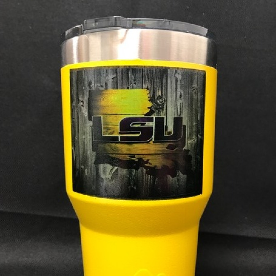 Sip in Style With a Custom Tumbler